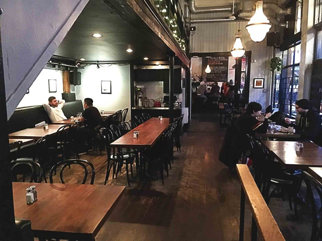 The Whip Restaurant & Gallery - Vancouver Local Pub - Mount Pleasant - Vancouver