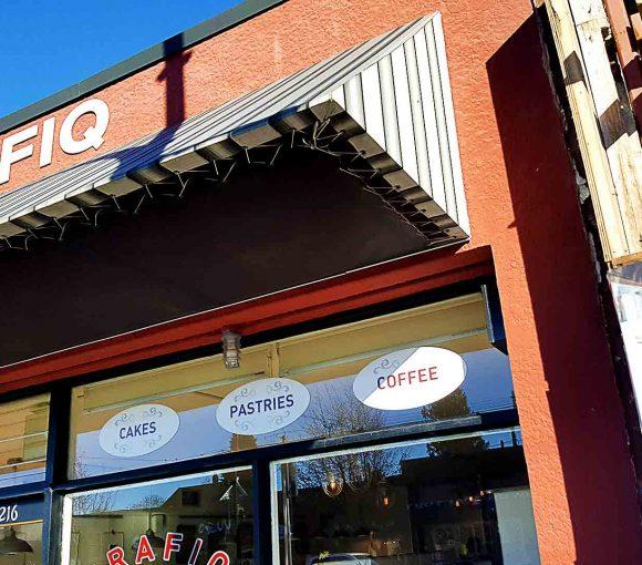 TrafiQ - Vancouver Local Coffee Shop - Riley Park Little Mountain - Vancouver
