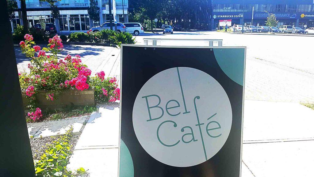 Bel Cafe - Vancouver Local Coffee Shop - Kitsilano - Vancouver