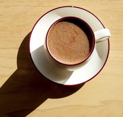 Dark Hot Chocolate at Choco Coo Cafe | tryhiddengems.com
