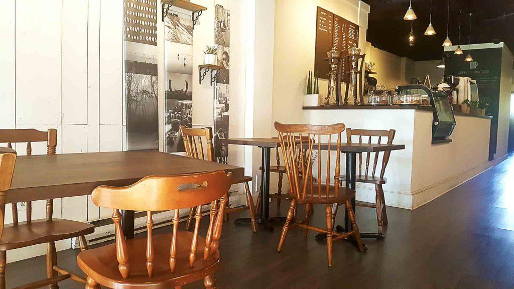 Hayan Mug - Korean Coffee Shop - Riley Park Little Mountain - Vancouver