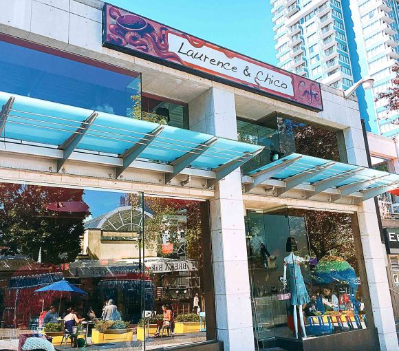 Laurence and Chico Cafe - American Dessert Parlour - Downtown - Vancouver