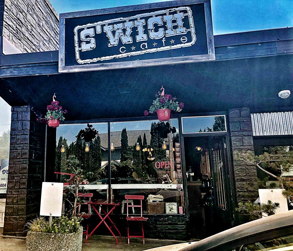 S'wich Cafe - Canadian Sandwich Shop - North Vancouver Lower Lonsdale - Vancouver