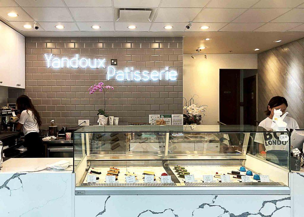 Yandoux Patisserie - French Dessert Parlour - Mount Pleasant - Vancouver