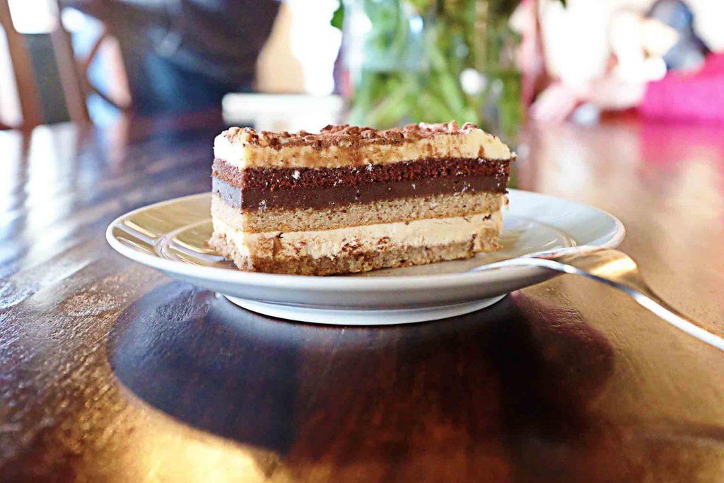 Chocolate Hazelnut Cake at Camellia Tea and Coffee | tryhiddengems.com