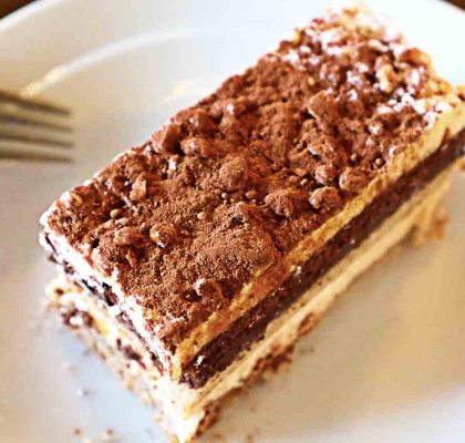 Chocolate Hazelnut Cake at Camellia Tea and Coffee | tryhiddengems.com