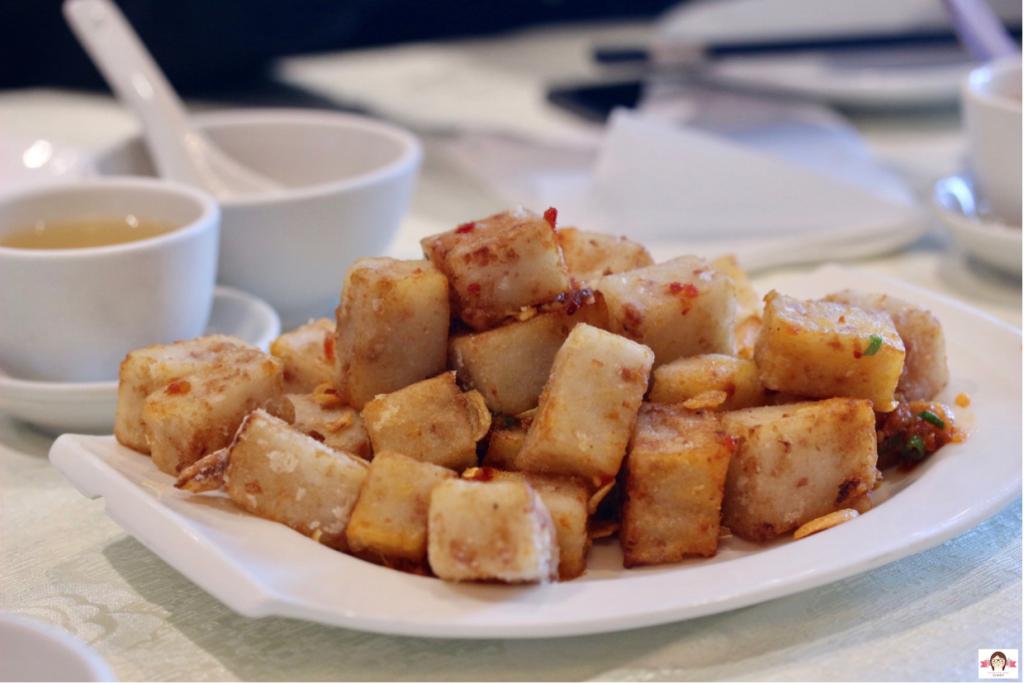 XO Stir Fried Radish Cake at Western Lake Chinese Seafood Restaurant | Hidden Gems vancouver