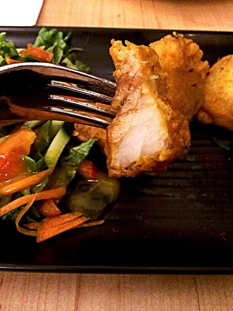 Cod Fish Pakora at Ember Indian Kitchen | Hidden Gems Vancouver