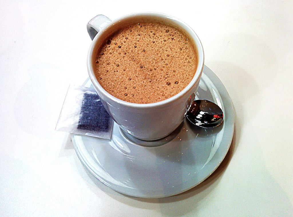 Artisanal Hot Chocolate at Chocolate Arts | tryhiddengems.com
