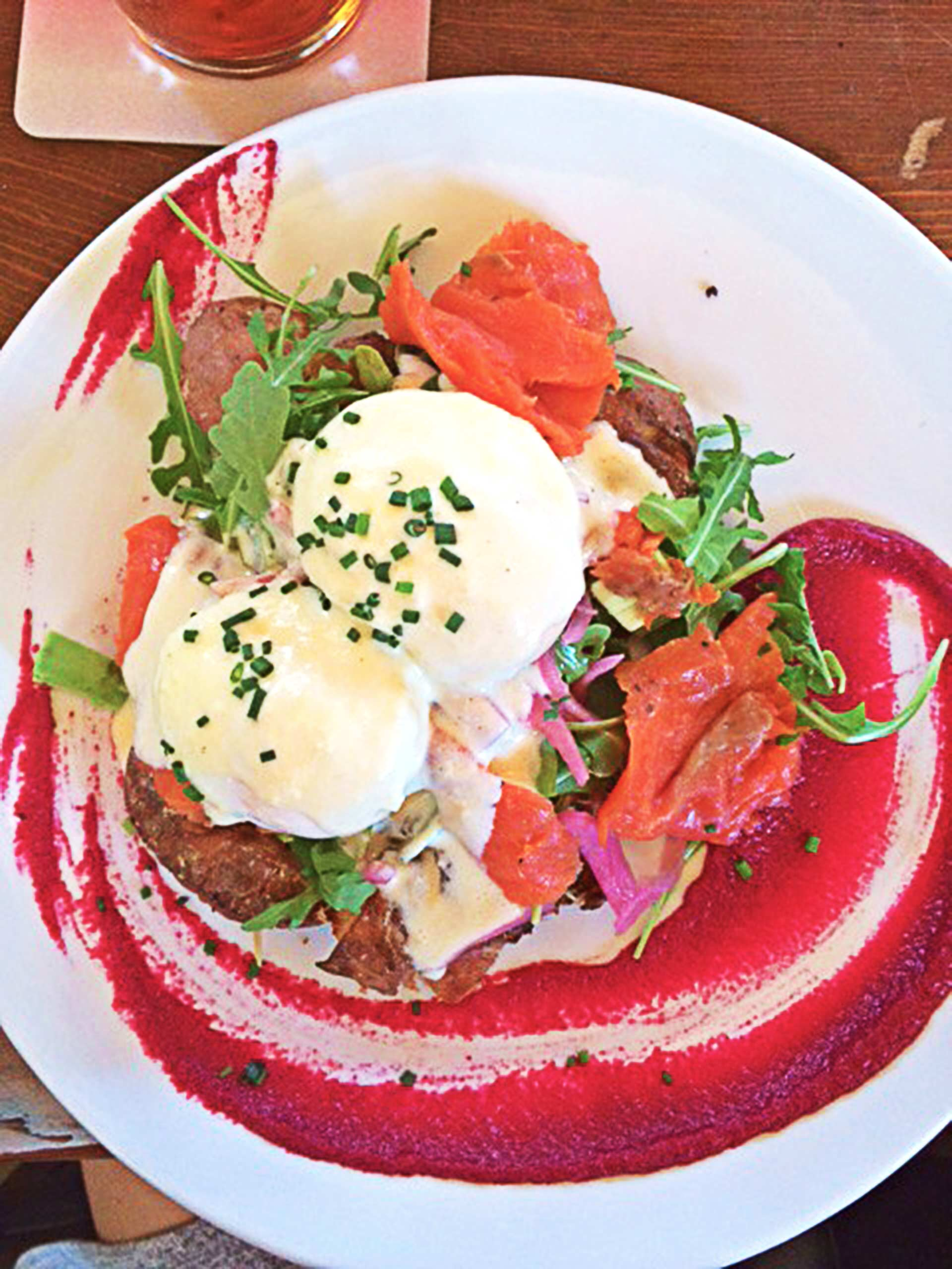 Salmon Gravlax Hash at Belgard Kitchen | tryhiddengems.com