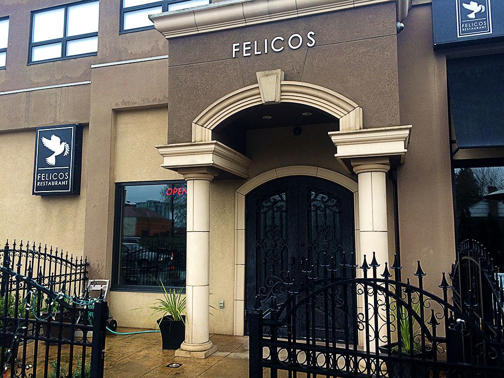 Felicos' Famous Platter at Felicos | tryhiddengems.com