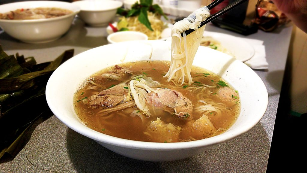 Pho Dac Biet at Song Huong | tryhiddengems.com